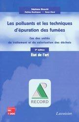 Les polluants et les techniques d'épuration des fumées