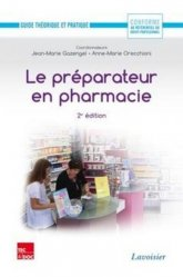 La couverture et les autres extraits de Pharmacie galénique BP