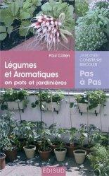 Légumes et aromatiques en pots et jardinières