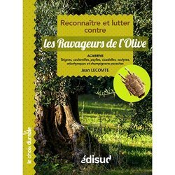 Les ravageurs de l'Olive