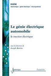 Le génie électrique automobile
