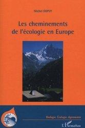 Les cheminements de l'écologie en Europe