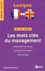 Les mots clés du management en anglais