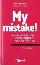 Les fautes fréquentes en anglais