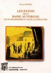 Les patois de la Basse Auvergne