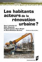 Les habitants : acteurs de la rénovation urbaine