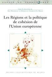 Les régions et la politique de cohésion de l'Union européenne