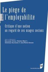 Le piège de l'employabilité