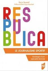 Le journalisme sportif