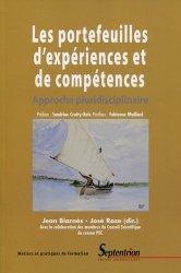 Les portefeuilles d'expériences et de compétences