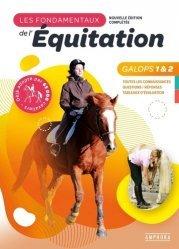 La couverture et les autres extraits de Les fondamentaux de l'équitation