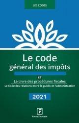 Le code général des impôts et le livre des procédures fiscales