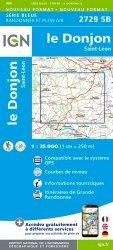 La couverture et les autres extraits de St-Pourçain-sur-Sioule. 1/25 000
