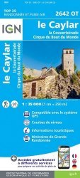 La couverture et les autres extraits de Montpellier, Nimes, Camargue Gardoise. 1/100 000