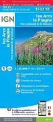 La couverture et les autres extraits de Monts du Lyonnais. 1/25 000
