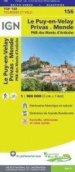 La couverture et les autres extraits de Clermont-Ferrand Mauriac. 1/100 000