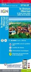 La couverture et les autres extraits de Massif du Sancy PNR des Volcans d'Auvergne. 1/25 000