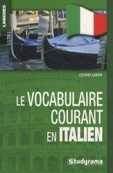 Le vocabulaire courant en italien