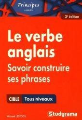 Le verbe anglais
