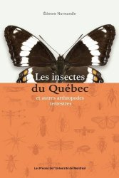Les insectes du quebec et autres arthroipodes terrestres
