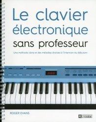 Le clavier électronique sans professeur