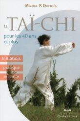 La couverture et les autres extraits de Taï chi