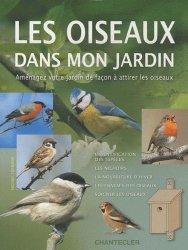 Les oiseaux dans mon jardin