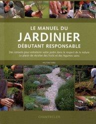 Le manuel du jardinier débutant responsable