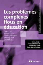 Les problèmes complexes flous en éducation