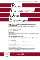 Le TTIP - Partenariat Transatlantique de Commerce et d'Investissement