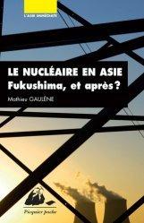 Le nucléaire en Asie