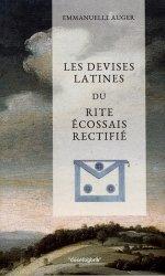 Les devises latines du rite écossais rectifié