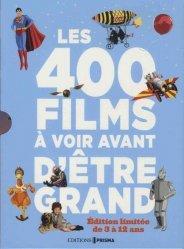 Les 400 films à voir avant d'être grand