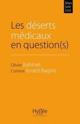 Les déserts médicaux en question(s)
