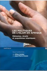 Les politiques de l'islam en Afrique