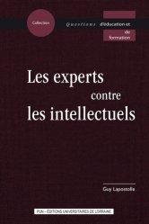 Les experts contre les intellectuels