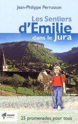 Les sentiers d'Émilie dans le Jura