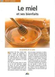 Le miel et ses bienfaits