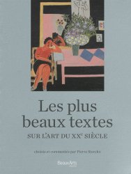 Les plus beaux textes sur l'art du XXe siècle