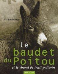 Le Baudet du Poitou et le cheval de trait poitevin