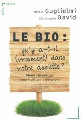 La couverture et les autres extraits de Conversion à l'agriculture biologique Le cas de la production laitière