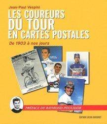 Les coureurs du Tour en cartes postales