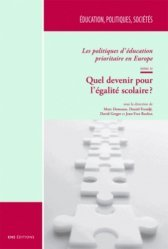 Les politiques d'éducation prioritaire en Europe