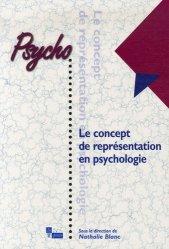 Le concept de representation en psychologie
