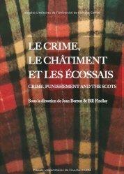 Le crime, le châtiment et les Ecossais