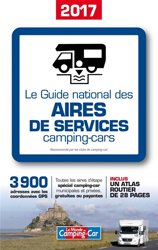 Le guide national des aires de services camping-cars 2017