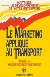 Le marketing appliqué au transport