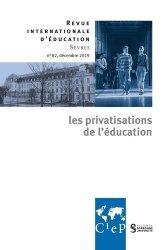 Les privatisations de l'éducation