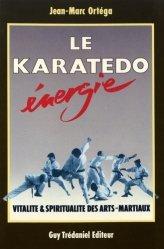 Le Karatedo énergie. Vitalité & spiritualité des arts martiaux