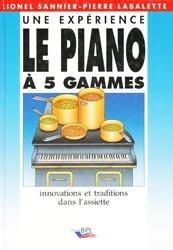 Le piano à 5 gammes